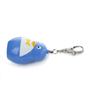 125dB Penguin Shape Wolf Alarm for Self-Protection Security pictures & photos