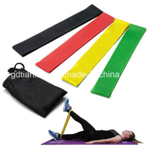 #1 Best Resistance Loop Bands - Exercise Bands Set of 4 - Great for Improving Mobility, Strength, Yoga, Pilates pictures & photos