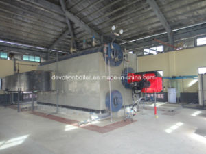Horizontal 10t/H Packaged Water Tube Steam Boiler pictures & photos
