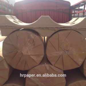 Sublimation Tissue Paper on Rotary Calander/ Roller Heat Press Machine pictures & photos