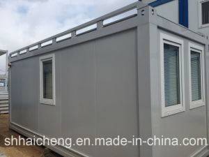 Flat Pack Accommodation Container Houses in Mauritius pictures & photos