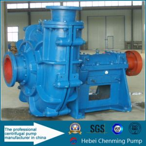 Zj Stainless Steel/Cast Iron Dredge Pumps and Slurry Transport pictures & photos