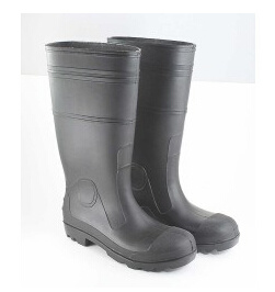 Professional PVC Material Steel-Toe Waterproof Safety Rain Boots pictures & photos