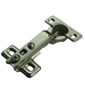 One Way Steel Furniture Cabinet Door Hinge (H0201) pictures & photos