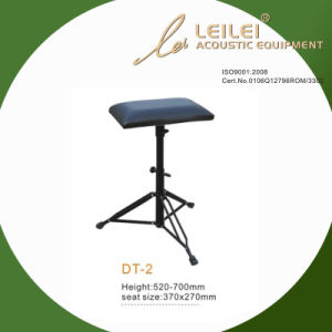 Adjustable Three Legs Drummer′s Throne Dt-2 pictures & photos
