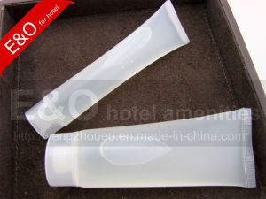 Jail′s Transparent Cleaning Refreshing Whitening Toothpaste Tubes pictures & photos
