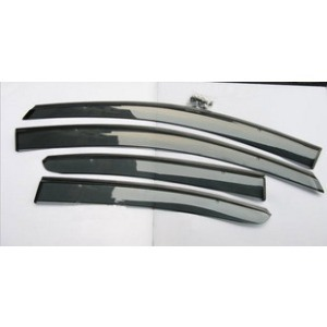 Injection Moulding Wind Deflector for Car Accessories
