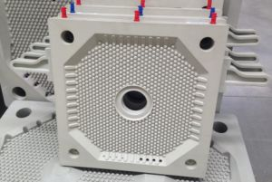 X400 Type Chamber Plate and Rubber Membrane Plate