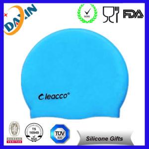 Swimming Hat Manufacturer Adult Custom Logo Silicone Swim Caps pictures & photos