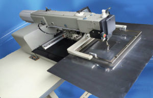 Computerized Pattern Sewing Machine (ZH2516) pictures & photos