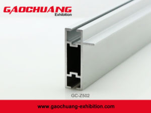 50mm Beam Extrusion for Aluminum Exhibition Booth Display Stand (GC-Z502) pictures & photos
