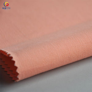 Polyester/Cotton Twill Sirospun Fabric for Garment (GLLSLF001) pictures & photos