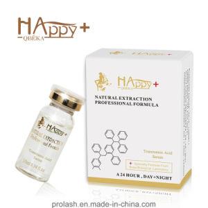Best Organic Happy+ Tranexamic Acid Skin Whitening Serum Cosmetic pictures & photos