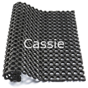 Drainage Rubber Mat, Anti Slip Rubber Mat, Bathroom Rubber Mat pictures & photos