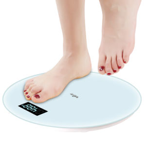 Mimir Digital Body Weight Bathroom Scale W/ Step-on Technology pictures & photos