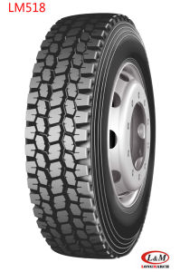 Long March Drive Position TBR Radial Truck Tire (LM518) pictures & photos