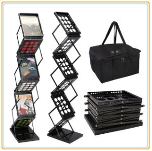 Newspaper Magazine Display Rack, Magazine Brochure Stand pictures & photos