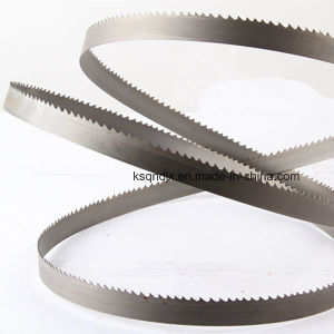 High Performance Band Saw Blades for Cutting Steel pictures & photos