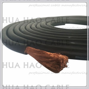 Black Matted PVC Jacket Copper Conductor Auto Cable pictures & photos