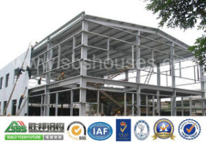 New Type for Prefab Sbs Steel Structure Supermarket pictures & photos