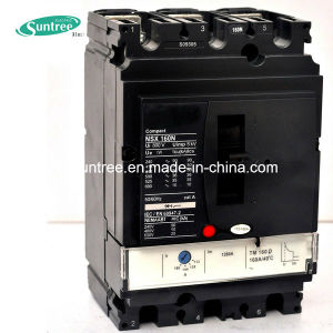 3 Pole 4 Pole 80A-1600A Telemecanique Electrical Ezd Ns Nsx MCCB Merlin Gerin MCCB Moulded Case Circuit Breaker pictures & photos