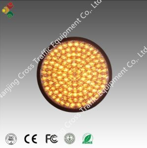 300mm Cobweb Lens Yellow Ball Traffic Light Module