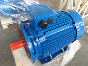 Ie3 Iron High Efficiency AC Motor 2HP 1.5kw 2p