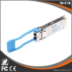 Cisco QSFP-40G-LR4 compatible 40GB Multi-rate Support LC, 10 Km, Four 10Gbps CWDM wavelengths QSFP+ transceiver pictures & photos