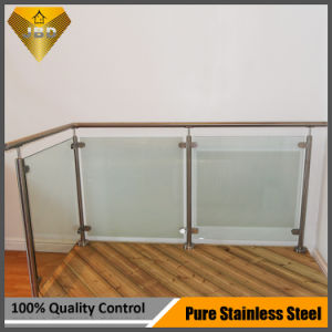 Supplier Stainless Steel Handrail with Experience in Project Design (JBD-B3) pictures & photos