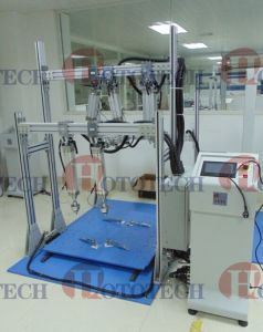 Comprehensive Fatigue Testing Machine for Wheelchair pictures & photos
