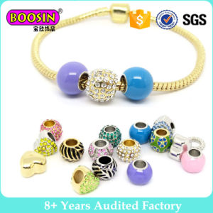 Fashionable Crystal Beads Colorful Pendants Accessories for Necklace or Bracelet pictures & photos