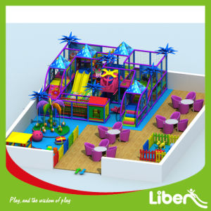 Liben Wholesale Children Indoor Play Center for Sale pictures & photos