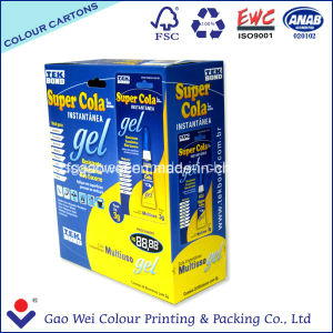 Printed Colour Paper Packaging Boxes pictures & photos