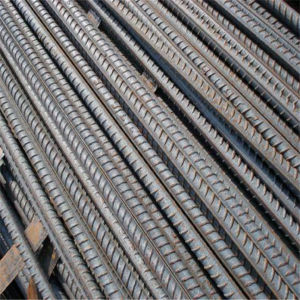 Construction Material Hot Rolled Alloy Deformed Steel Rebar pictures & photos