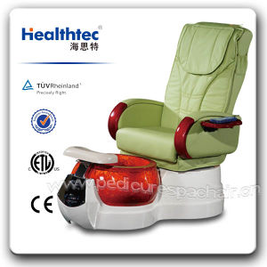 2015 Crystal Bowl PU Leather Foot Massage Sofa Chair (A202-35) pictures & photos