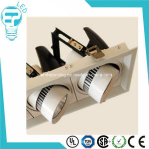Indoor COB Light 2*20ww LED Track Lighting pictures & photos
