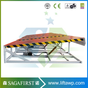 Hydraulic Stationary Dock Ramp Leveler pictures & photos