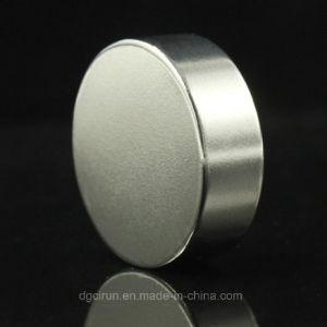 Dia 30mm*10mm N35 Rare Earth Round Disc Neodymium Magnet