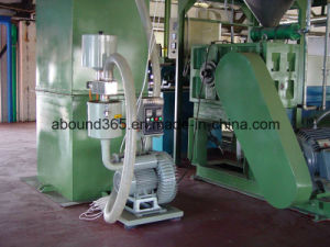 Plastic Extrusion Machine for Nonwoven Sheet pictures & photos