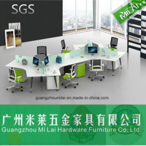 China High Quality Office Workstation Desk for 6 Seater pictures & photos
