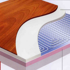 Fuda Extruded Polystyrene (XPS) Special Foam Board for Floor Heating