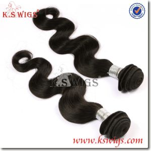 Natural and 100% Unprocessed Virgin Indian Human Hair Weaving pictures & photos