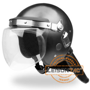 Riot Helmet Adopt The Structurally Enhanced PC/ABS Material pictures & photos