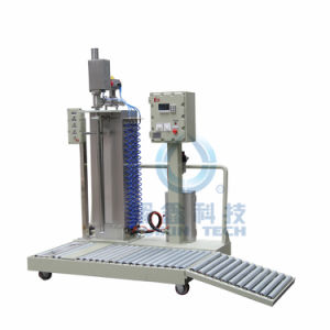 4 Heads Automatic Paint Liquid Filling Machine pictures & photos