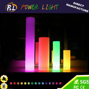 Garden Furniture Rechargeable Illuminated LED Vase pictures & photos