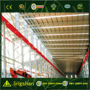 Prefabricated Steel Structure Plant and Workshop pictures & photos