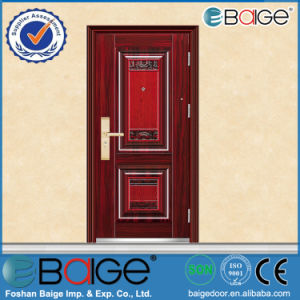 2015 New Design Luxury Steel Door (BG-S9232)