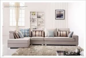 Pinyang Sectional Fashionable Fabric Sofa Lb1012 pictures & photos