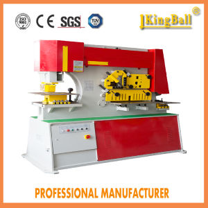 Hydraulic Iron Worker Machine Q35y 40 High Precision Kingball Manufacturer pictures & photos