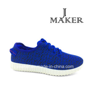 2017 The Newest Weave Design Fashion Sport Running Shoes pictures & photos